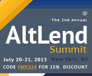 Green to Address 2nd Annual AltLend Summit