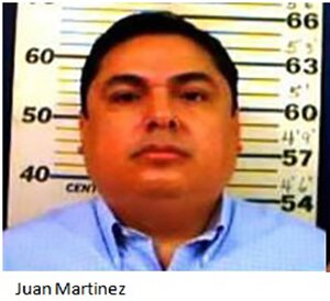 Juan Martinez, Wife and Bank Officer Arrested for Loan Fraud
